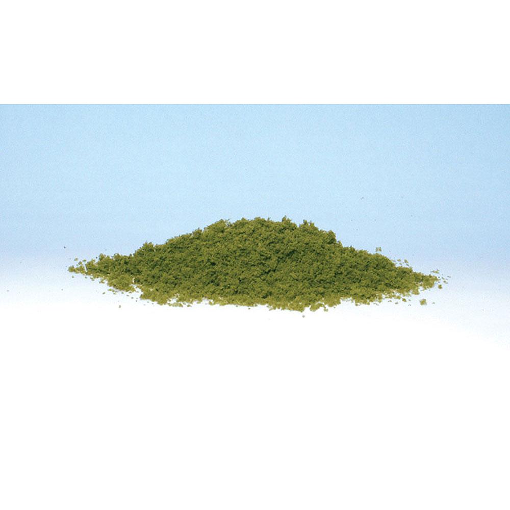 スポンジ系素材 コースターフ 明るい緑色 :ウッドランド 素材 ノンスケール T63