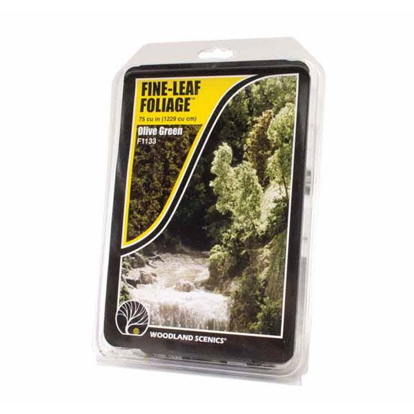 樹木素材セット 鶯色の木 :ウッドランド 素材 ノンスケール F1133