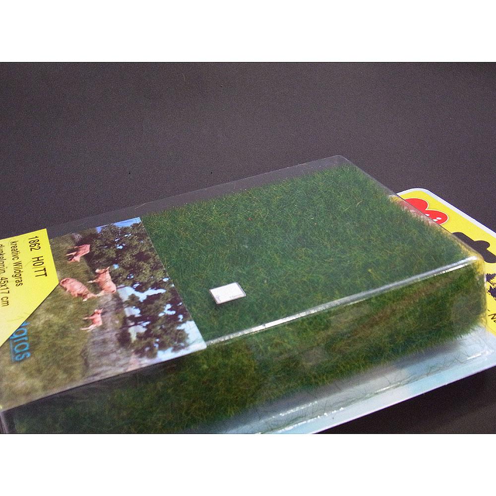 芝生シート クリエイティブ・ワイルドグラス 【ダークグリーン】 :ヘキ 素材 ノンスケール 1862