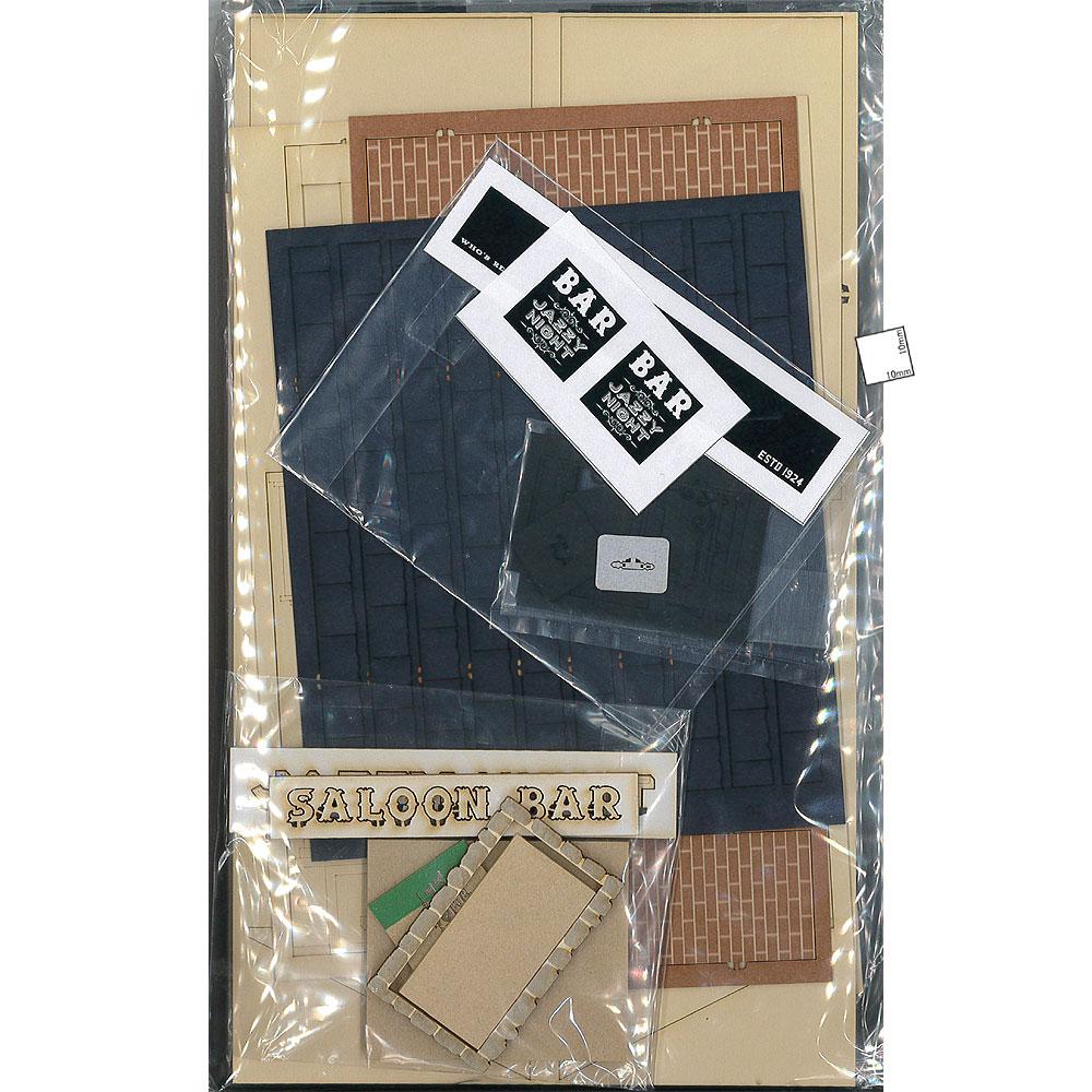 バー ジャジーナイト :コバーニ 未塗装キット 1/32〜1/35スケール SA-002