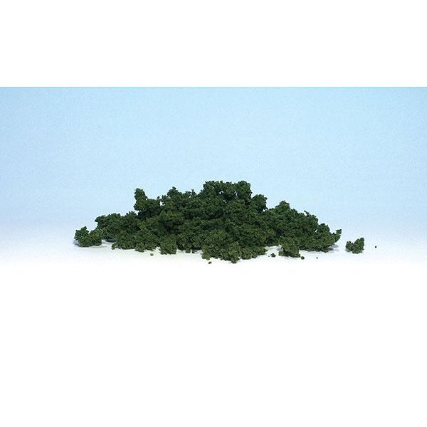 スポンジ系素材 【アンダーブッシュ】 ミディアム・グリーン(緑) :ウッドランド 素材 ノンスケール FC136