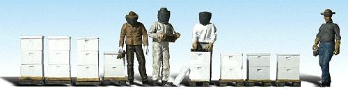 養蜂家 :ウッドランド 塗装済完成品 HO(1/87) 1897