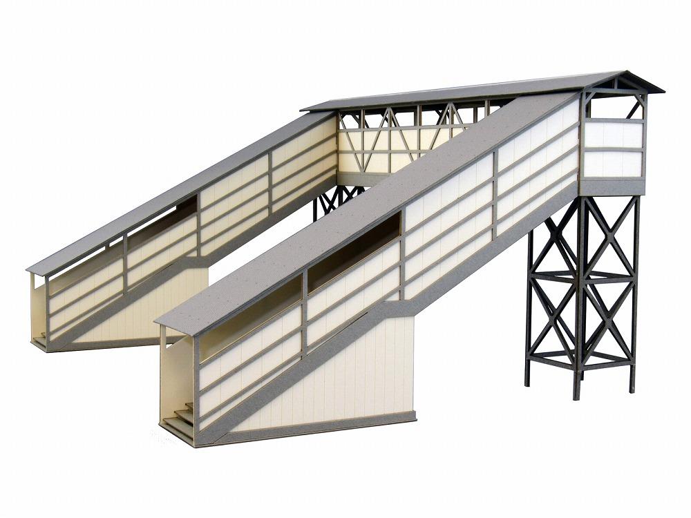 跨線橋 :さんけい キット HO(1/87) MK05-13