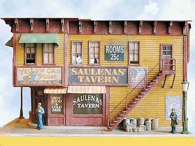ソーレナの居酒屋 :バーミルズ 未塗装キット N(1/160) 931