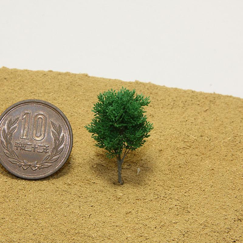 リアルミニチュア樹木模型 広葉枝葉(小) :ビーズ・デザイン 素材 ノンスケール RMF01S