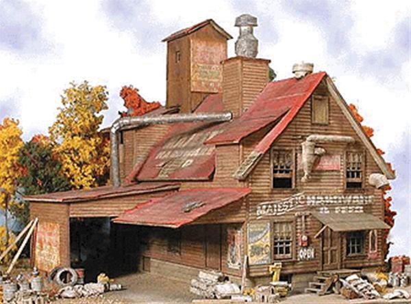 マジェスティック工場 :バーミルズ 未塗装キット N(1/160) 941