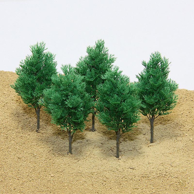リアルミニチュア樹木模型 針葉枝葉 :ビーズ・デザイン 素材 ノンスケール RMF02