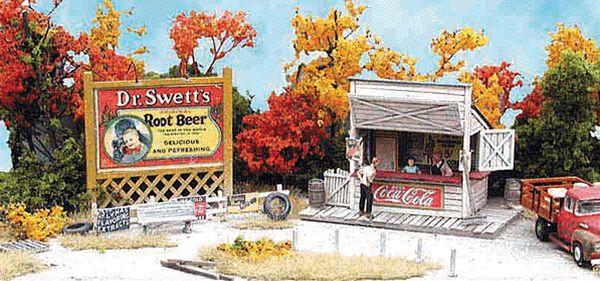 スワンソンの売店 :バーミルズ 未塗装キット HO(1/87) 952