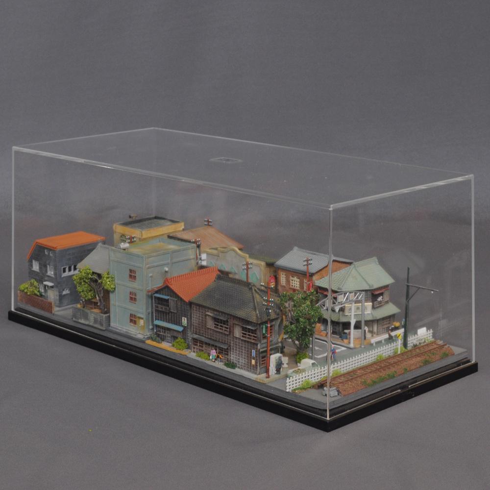 狸小路商店街 :岡田忠明 塗装済完成品 N(1/150)