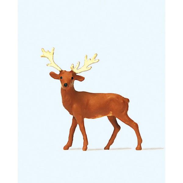 鹿 :プライザー 塗装済完成品 HO(1/87) 29517