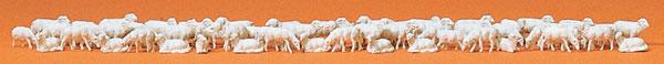 羊60頭 :プライザー 塗装済完成品 N(1/160) 79252
