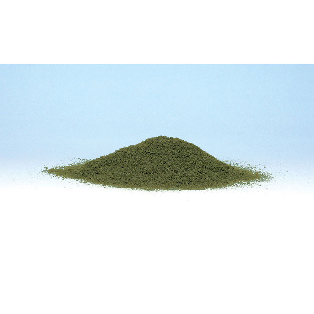 パウダー系素材 ファインターフ 草色 :ウッドランド 素材 ノンスケール T44