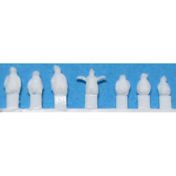 ペンギン素材C(子供) :YSK 未塗装キット 1/100 スケール 品番403