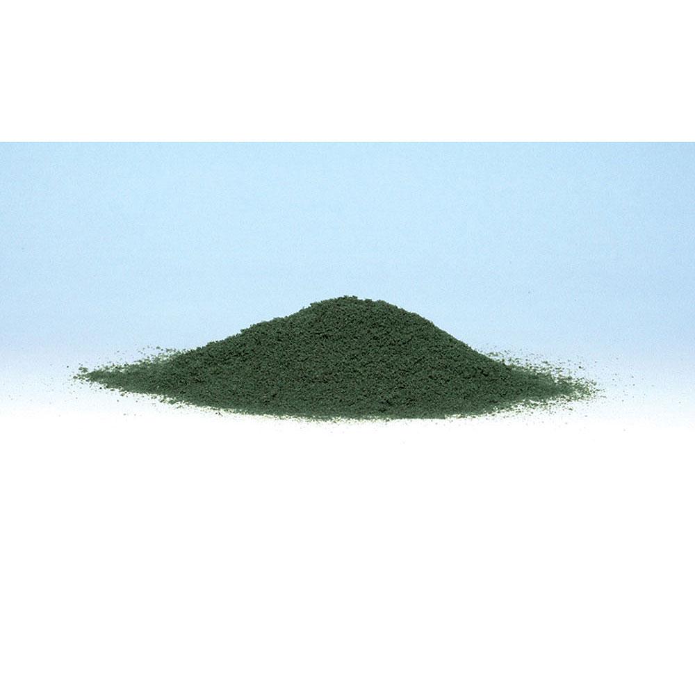 パウダー系素材 ファインターフ 深緑色 :ウッドランド 素材 ノンスケール T46