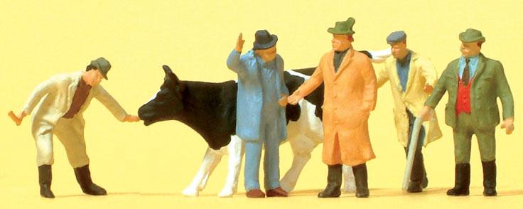 牛市場 :プライザー 塗装済完成品 HO(1/87) 14039