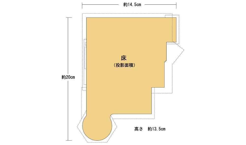 古びた納屋【LED付き】 :ウッドランド 塗装済完成品 HO(1/87) 5038