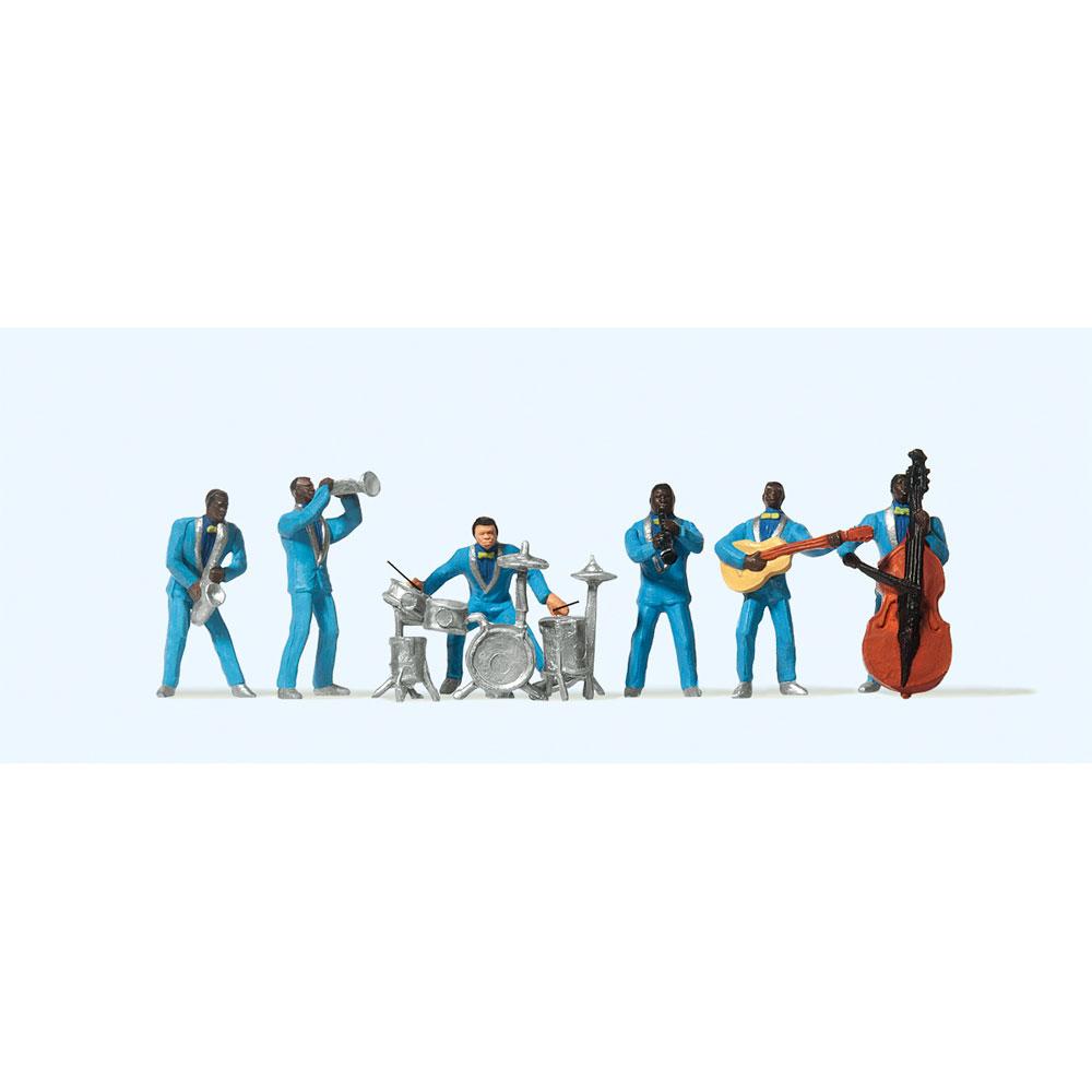 ジャズバンド :プライザー 塗装済完成品 HO(1/87) 10112
