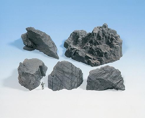 岩 ガケ :ノッホ 素材 ノンスケール 58451