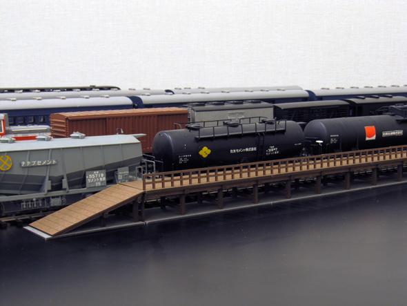 ホーム30A延長 :さんけい キット HO(1/87) MK05-25