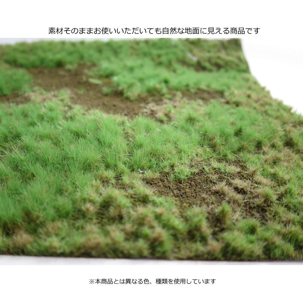 マットタイプ(牧草地) 全高4.5mm 初秋 :マーティンウェルバーグ ノンスケール WB-M007