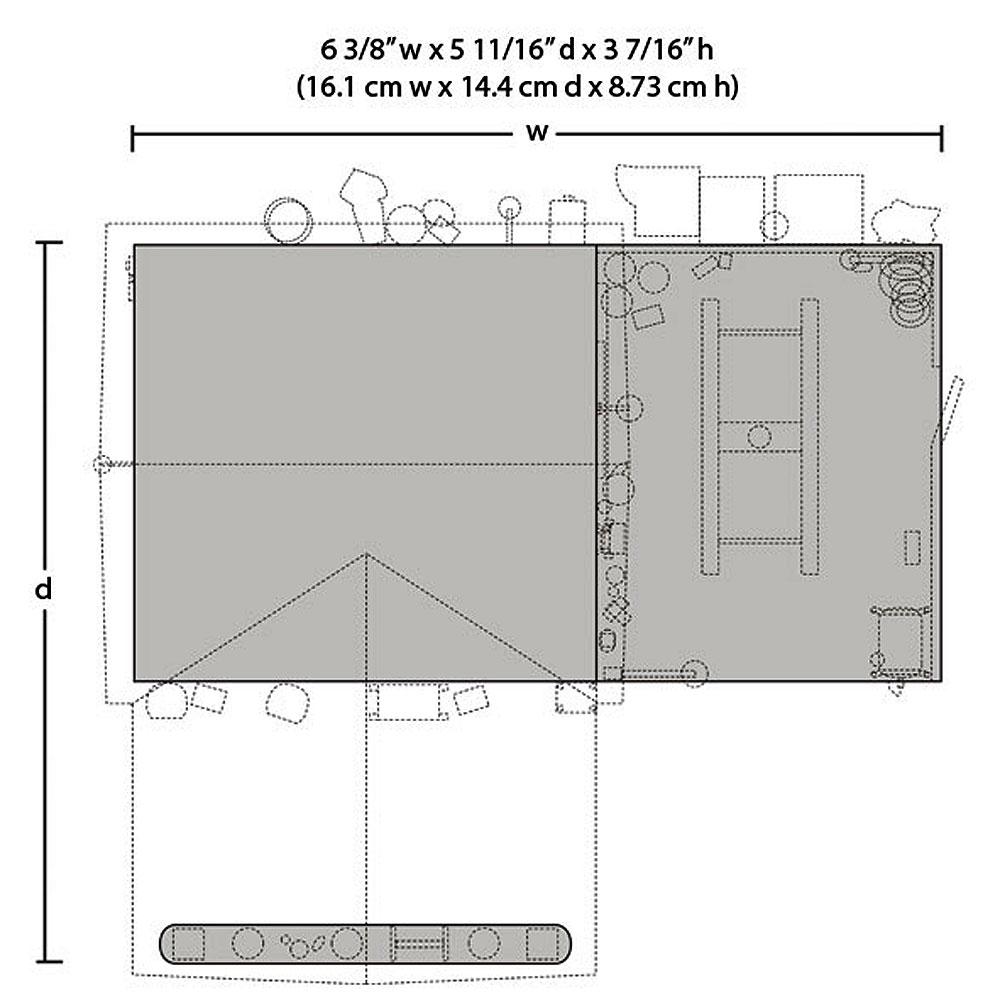 エチルのガソリンスタンド(サービスステーション)【LED付き】 :ウッドランド 塗装済完成品 HO(1/87) BR5048