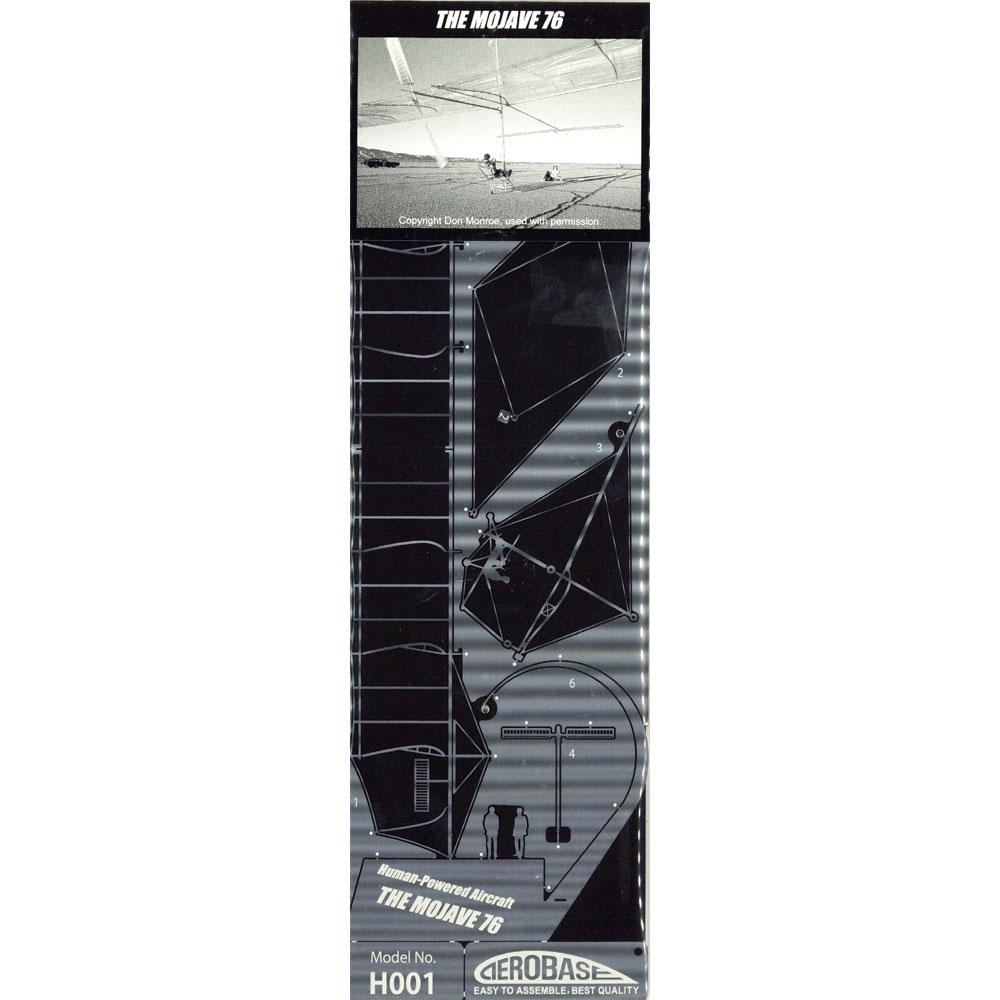 モハベ76 :エアロベース 組み立てキット 1/144 H001