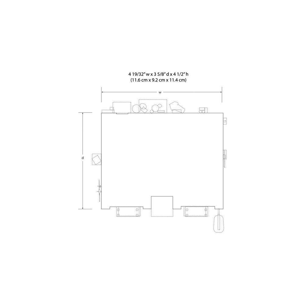 塗料屋【LED付き】 :ウッドランド 塗装済完成品 HO(1/87) BR5053