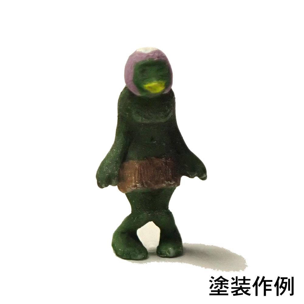 さかつう妖怪人形 女河童 :さかつう 未塗装キット HO(1/87) 品番405