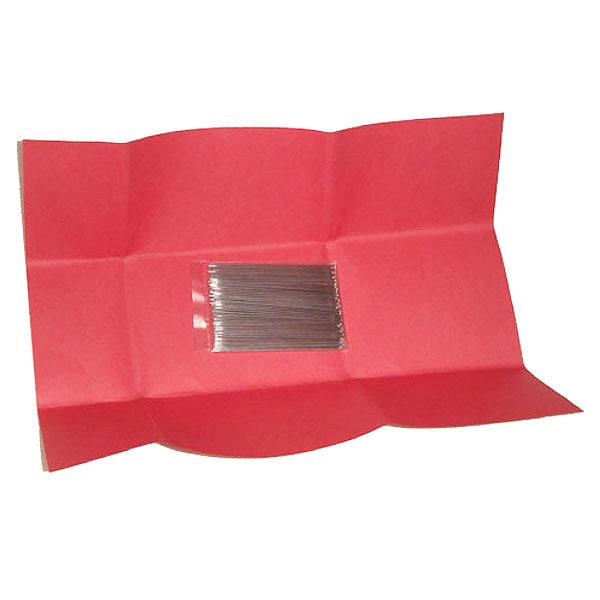 インセクトピン(虫ピン) 00号/軸径0.3mm :シガ 素材 ノンスケール 001