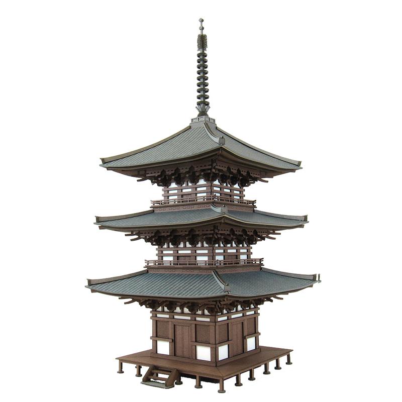 三重塔 :さんけい キット HO(1/80) MK05-30