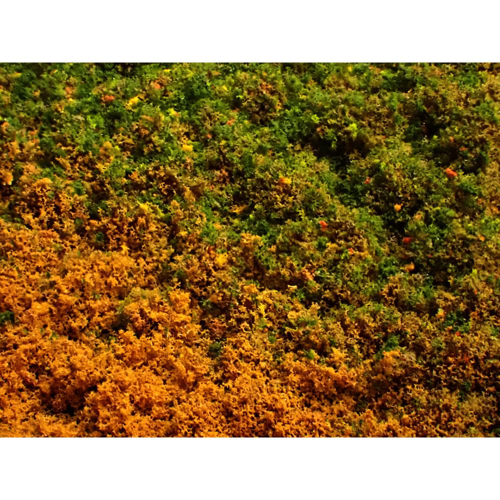 剥離タイプ(芝 パウダー付き) 秋 全高2mm :マルティン・ウエルベルク ノンスケール WB-PW225