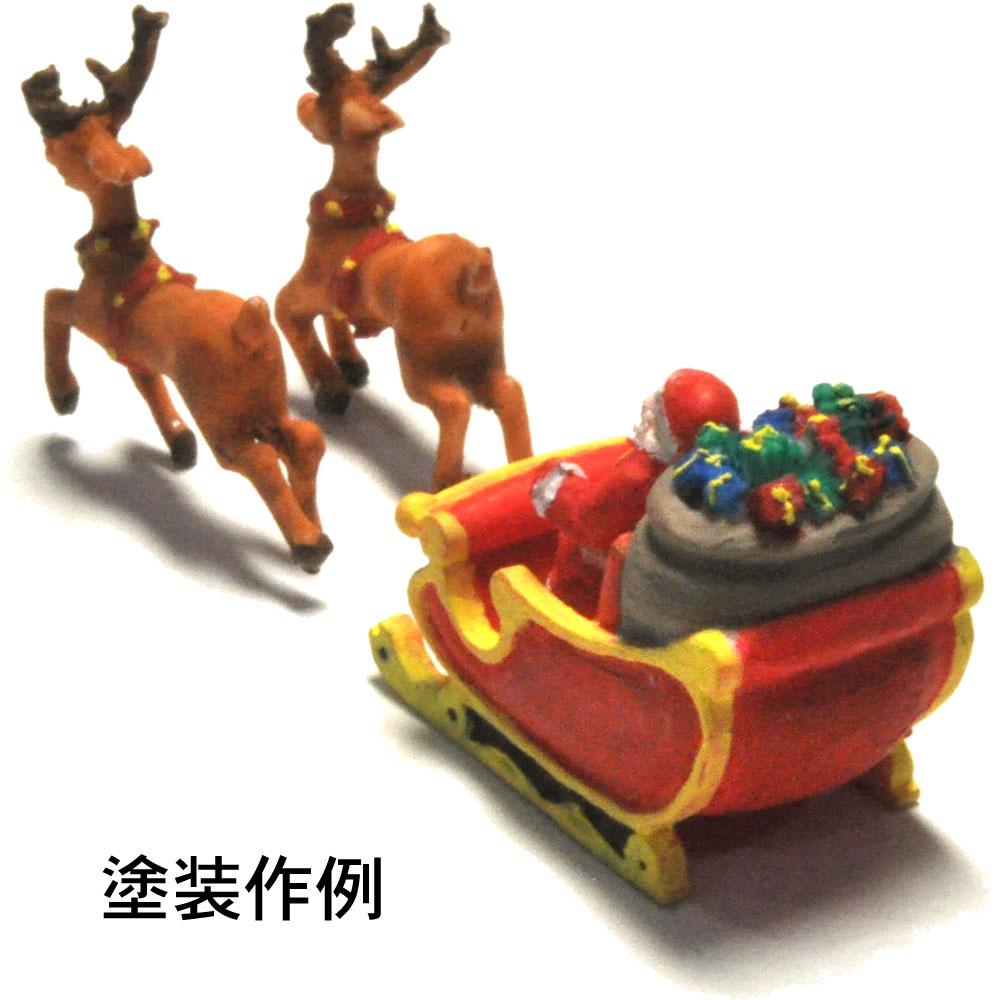 さかつうおとぎ話シリーズ サンタクロース :さかつう 未塗装キット N(1/150) 品番7901