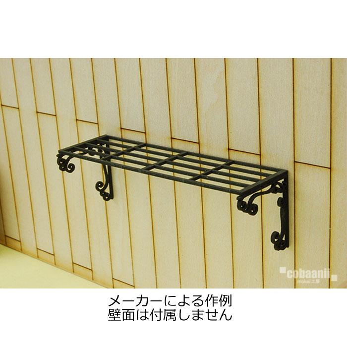 アイアンの棚 NO7 :コバーニ 未塗装キット 1/12スケール IF-016