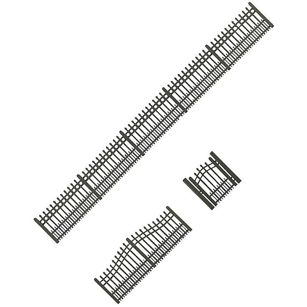柵 :ファーラー 未塗装キット HO(1/87) 180411