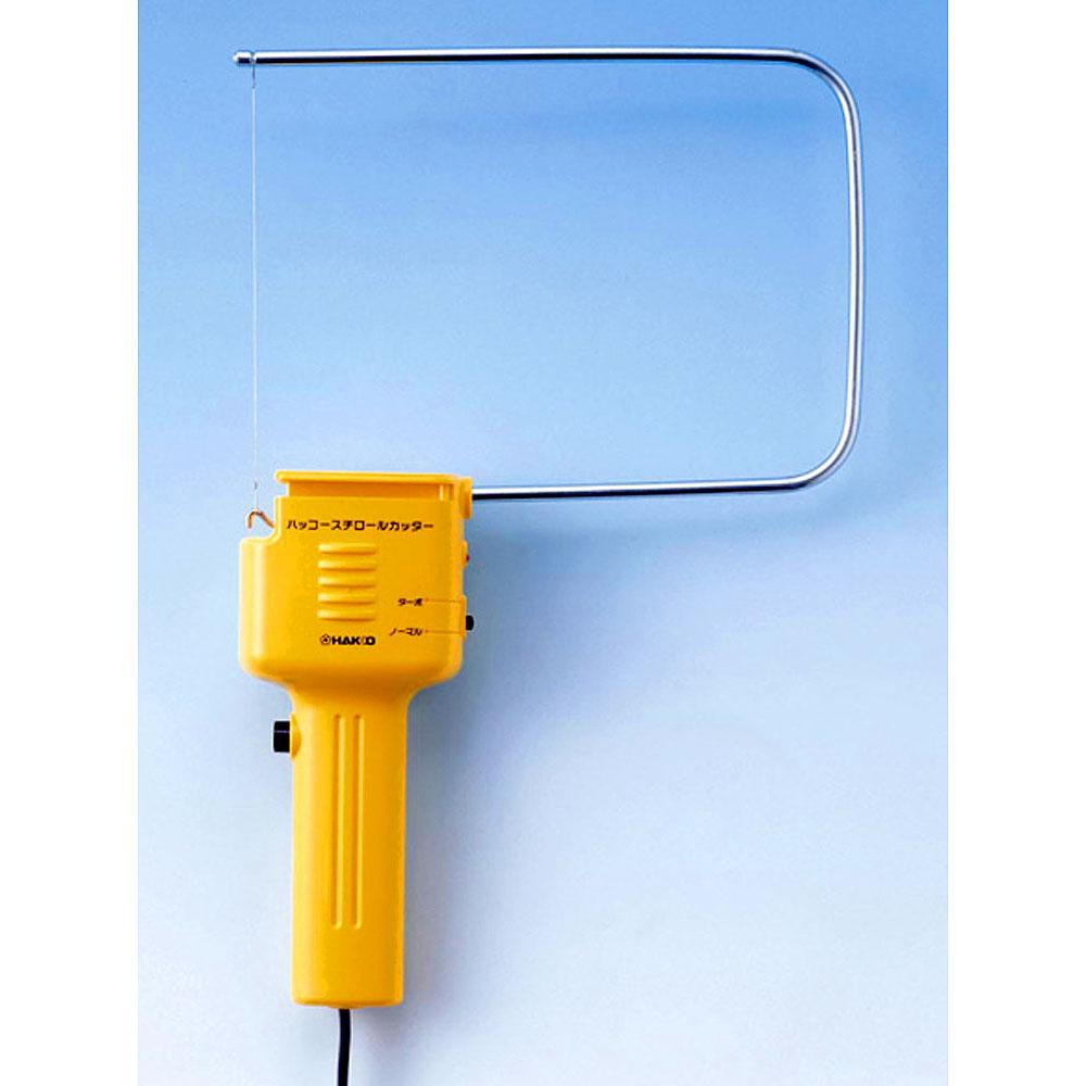 コンセント式 スチロールカッター 100V(平型プラグ)  :ハッコー 工具 250-1