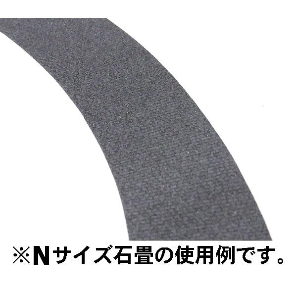 舗装道路 石畳 Nサイズ :ヘキ 塗装済素材 N(1/160) 6564
