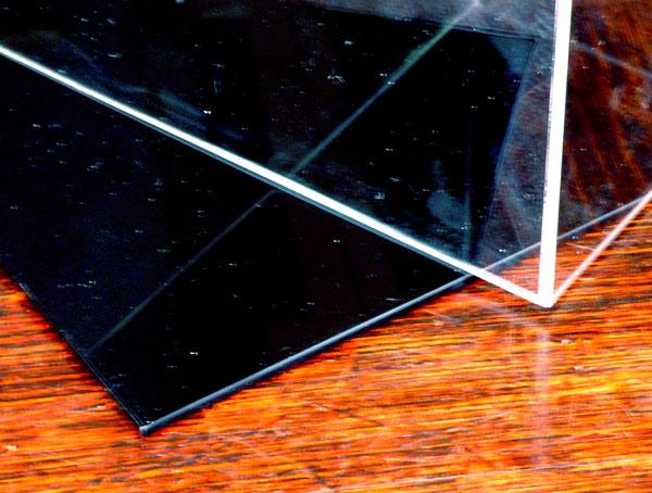 A4ジオラマ 展示ケース 高さ200mmタイプ :さかつう ケース ノンスケール 8802