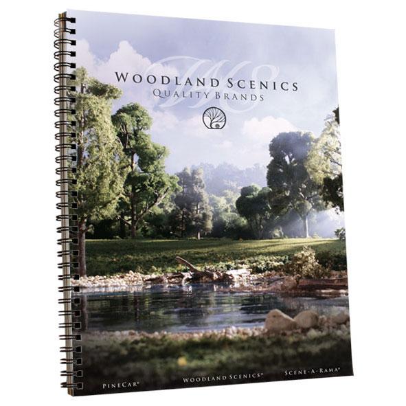 ウッドランドシーニックス バイヤーズガイド カタログ:ウッドランド (洋書:英語) 100