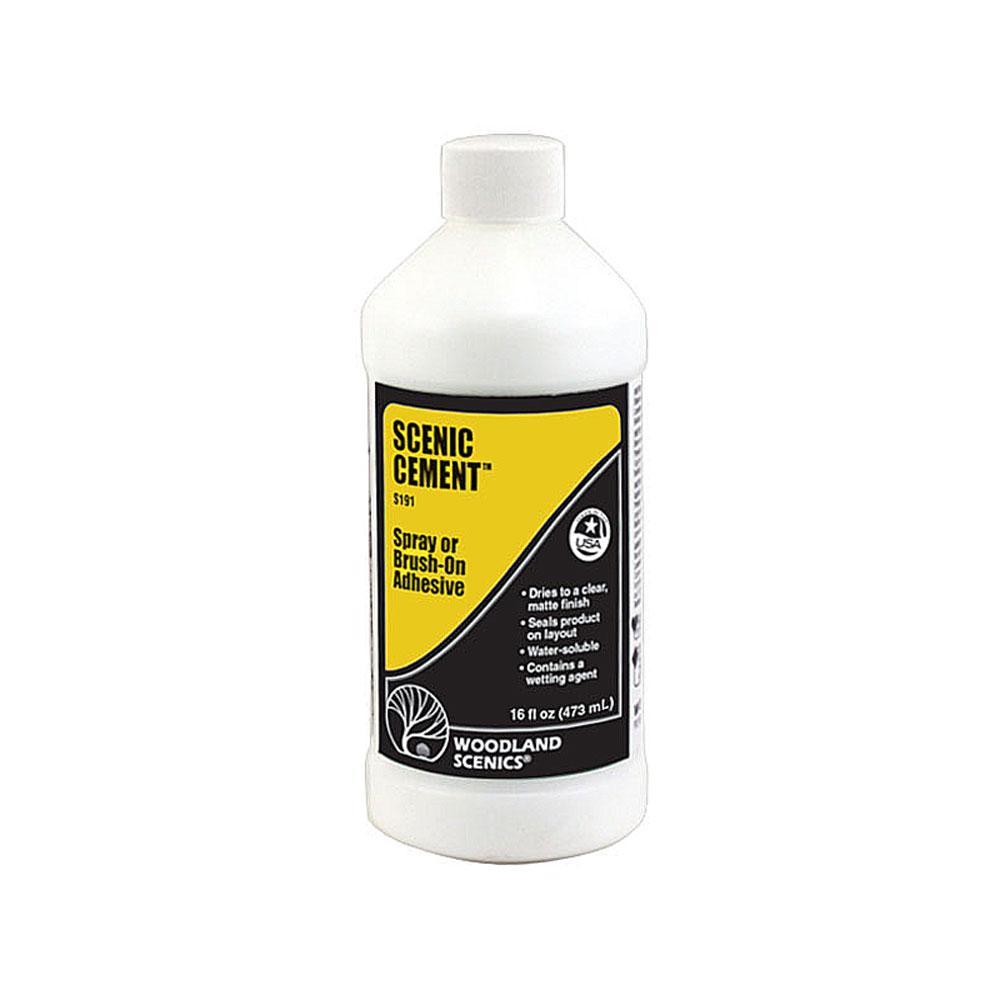 情景用接着剤 シーニック・セメント :ウッドランド 接着剤 ノンスケール S191