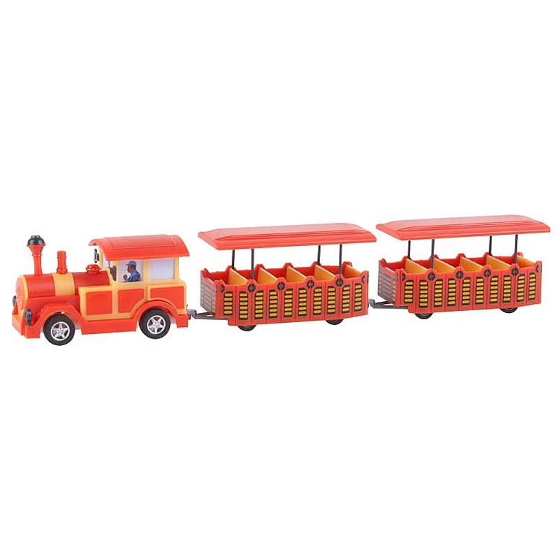 ロードトレイン :ファーラー 未塗装キット HO(1/87) 140400
