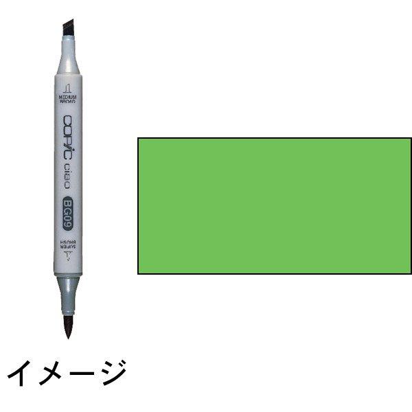 コピックチャオ ☆ YG17 Grass Green グラス・グリーン :トゥー マーカー