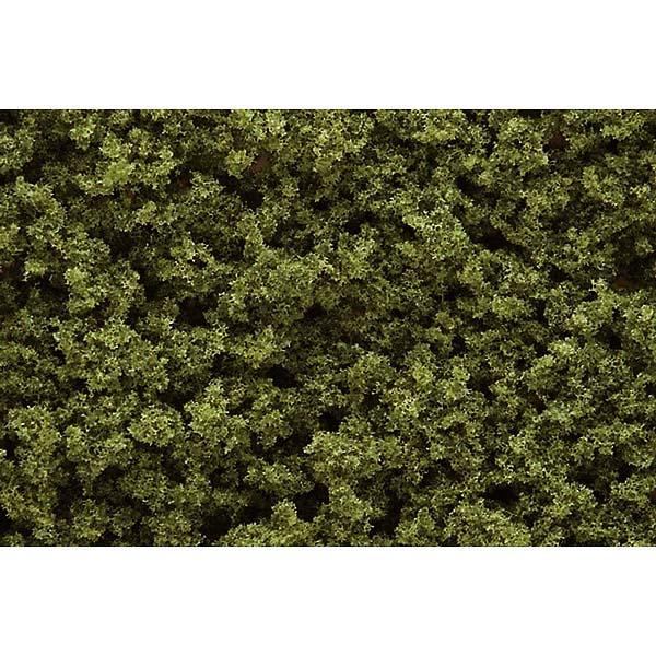スポンジ系素材 【アンダーブッシュ】 ライト・グリーン(明緑色) :ウッドランド 素材 ノンスケール FC135
