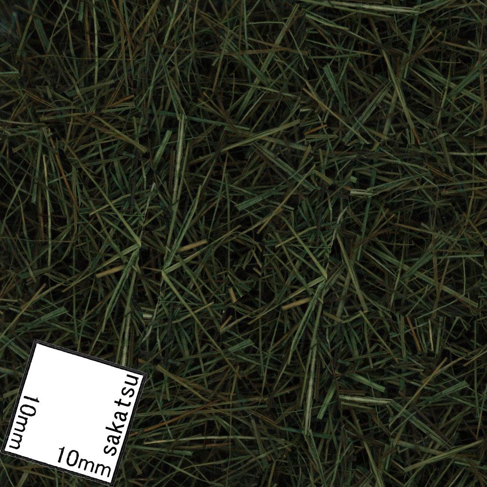 繊維系素材 ミディアムグラス(4) ライトグリーン :モーリン 素材 ノンスケール MG-14