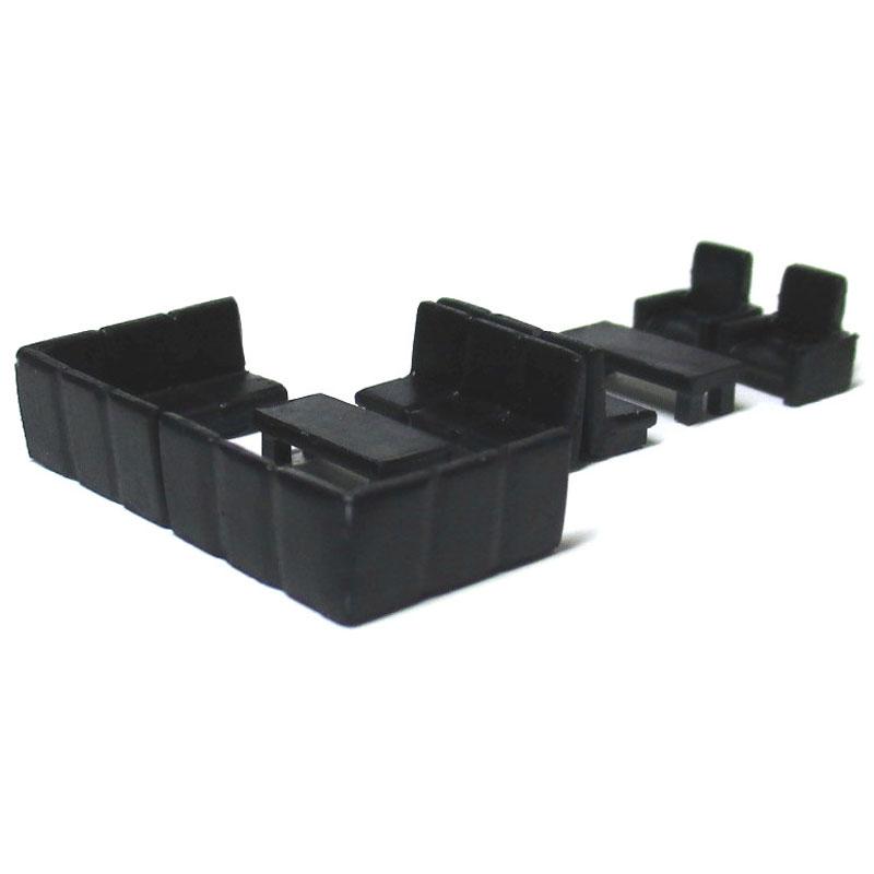 ソファ&テーブル :YSK 未塗装キット N(1/150) 品番340