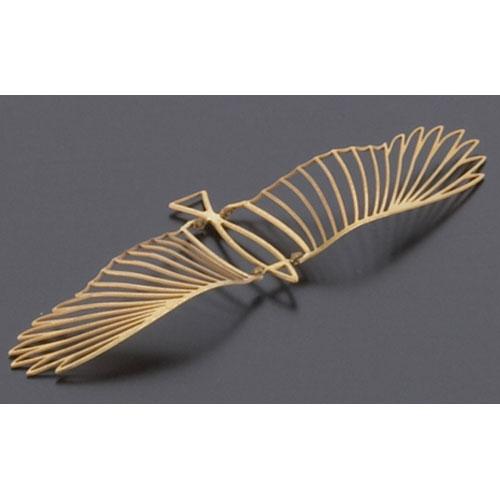 マイクロリリエンタール カモメ型 1889年式 :エアロベース キット 1/160 L001