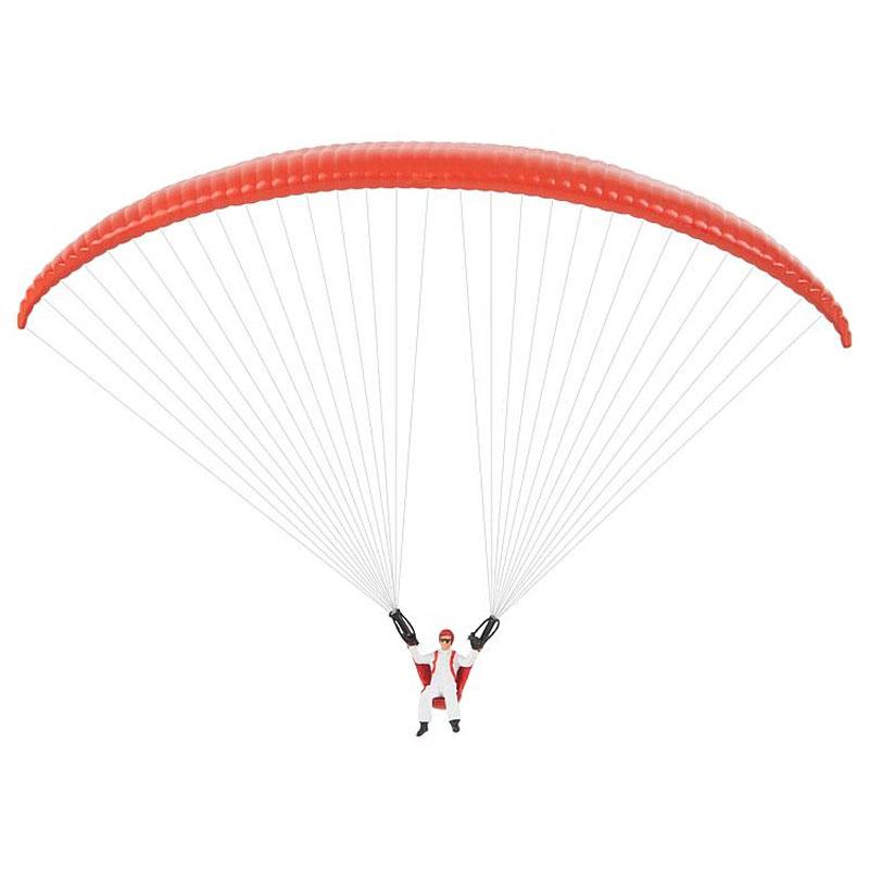 パラグライダー :ファーラー 未塗装キット HO(1/87) 180340