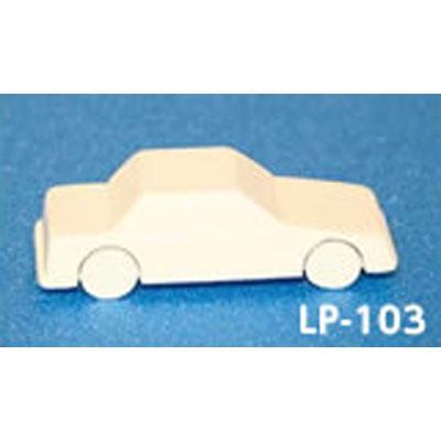 レイアウトパーツ 乗用車 :光栄堂 未塗装キット 1/100  LP-103A