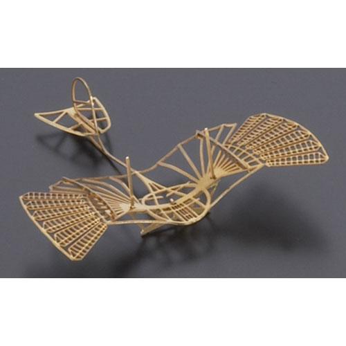 マイクロリリエンタール 羽ばたき機 1893年式 :エアロベース キット 1/160 L004