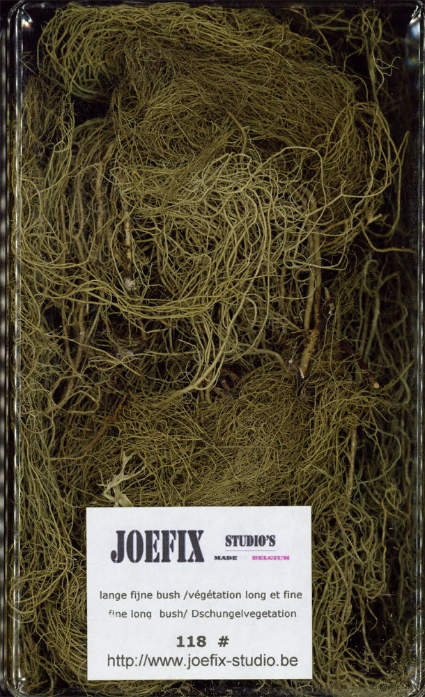 ジャングルブッシュ :ジョーフィクス 素材 ノンスケール 118