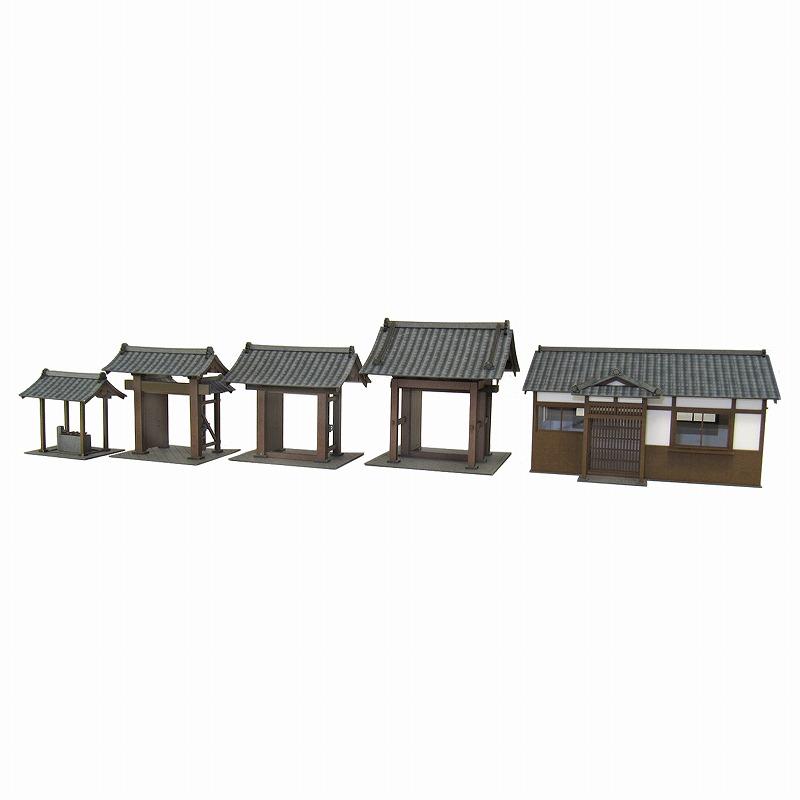 社寺-3 :さんけい キット HO(1/80) MK05-45